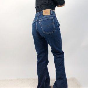 Levi's 517 Vintage Slim Fit Boot Cut Jeans